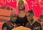 MUSIC: Dj Cuppy ft. Rema & Rayvanny – Jollof On The Jet (Snippet)