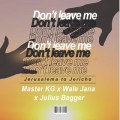 Master KG Ft Wale Jana & Julius Begger - Don't Leave Me