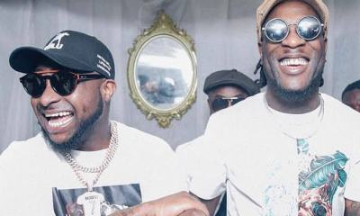 Burna Boy & Davido reportedly exchange blows At Ghanaian Nightclub Yesterday (Video)
