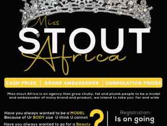 INTRODUCING MISS STOUT AFRICA (Theme: This is me)