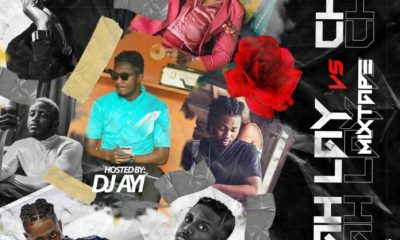 MIXTAPE: DJ Ayi – Omah Lay Vs Chike Mixtape
