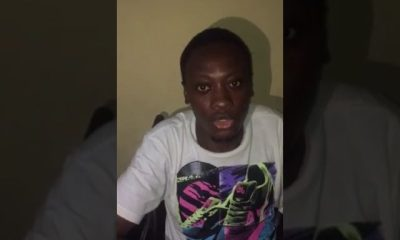 A Cry For Help! Help Francis Okolo (A Sickle Cell Patient) With Leg Ulcer Walk Again
