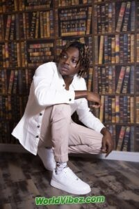 Kendric14hunnid is here to join the New Wave of Nigerian music with his debut Single