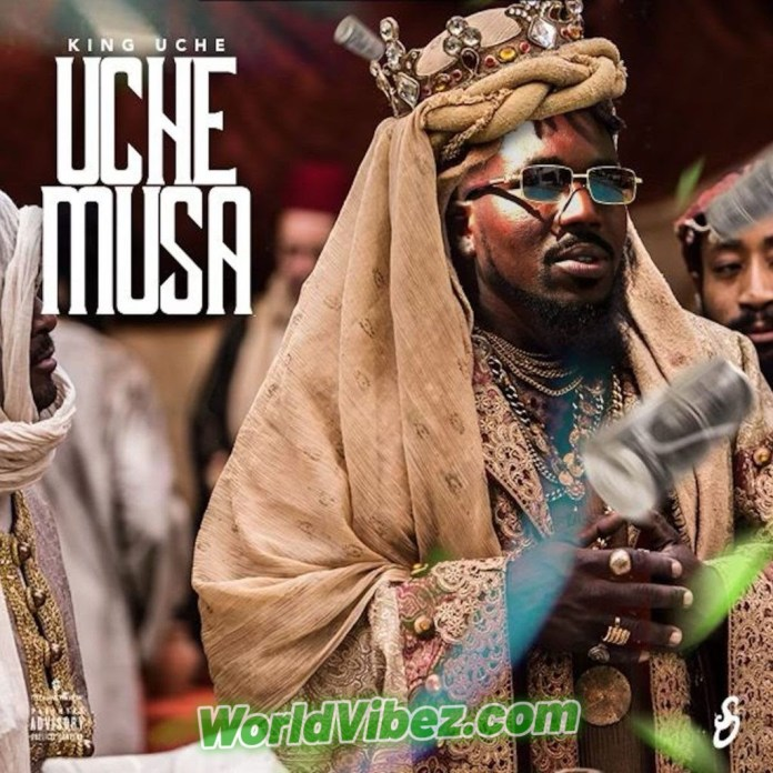 King Uche - Can't Lose