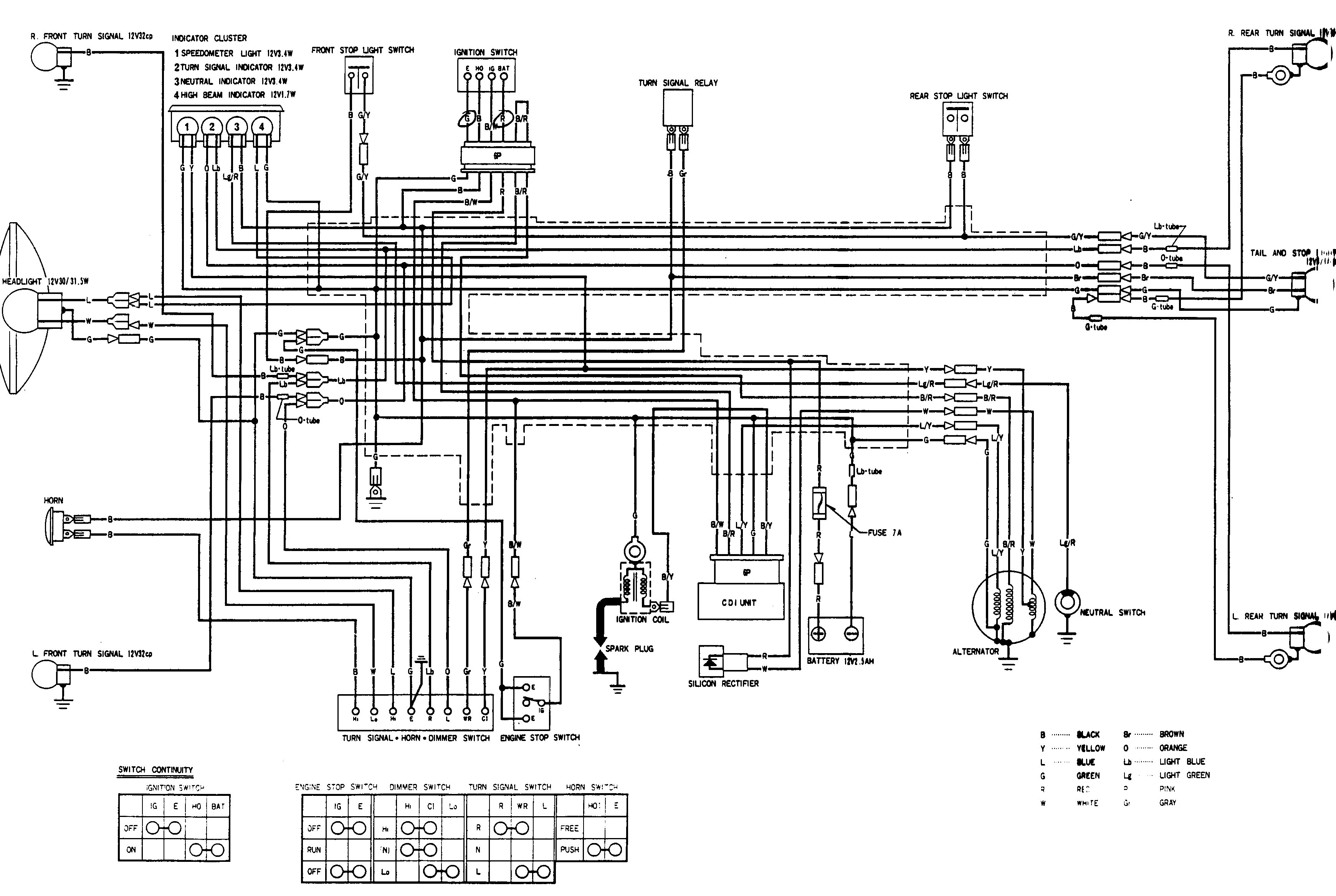 Wiring Diagram For Honda Civic 1997