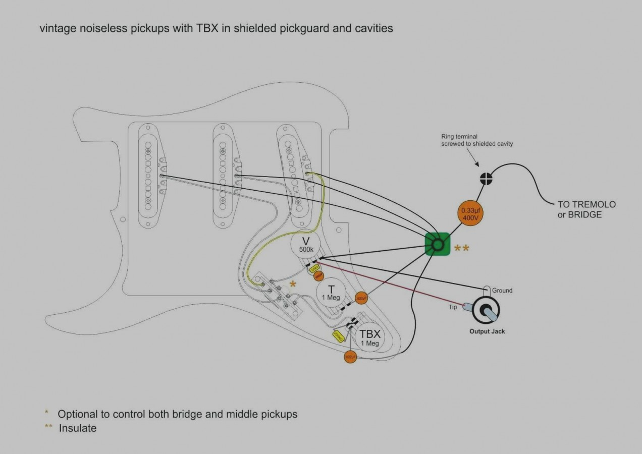 Get Fender Vintage Noiseless Pickups Wiring Diagram Sample