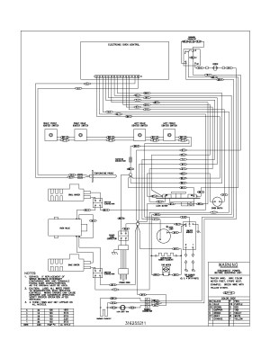 Find Out Here Frigidaire Electric Range Wiring Diagram