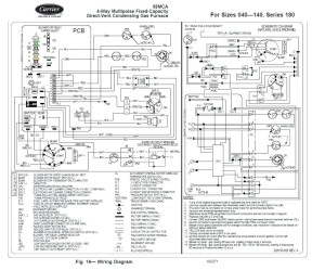 Get Goodman Furnace Control Board Wiring Diagram Sample