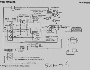 Get John Deere L110 Wiring Diagram Download