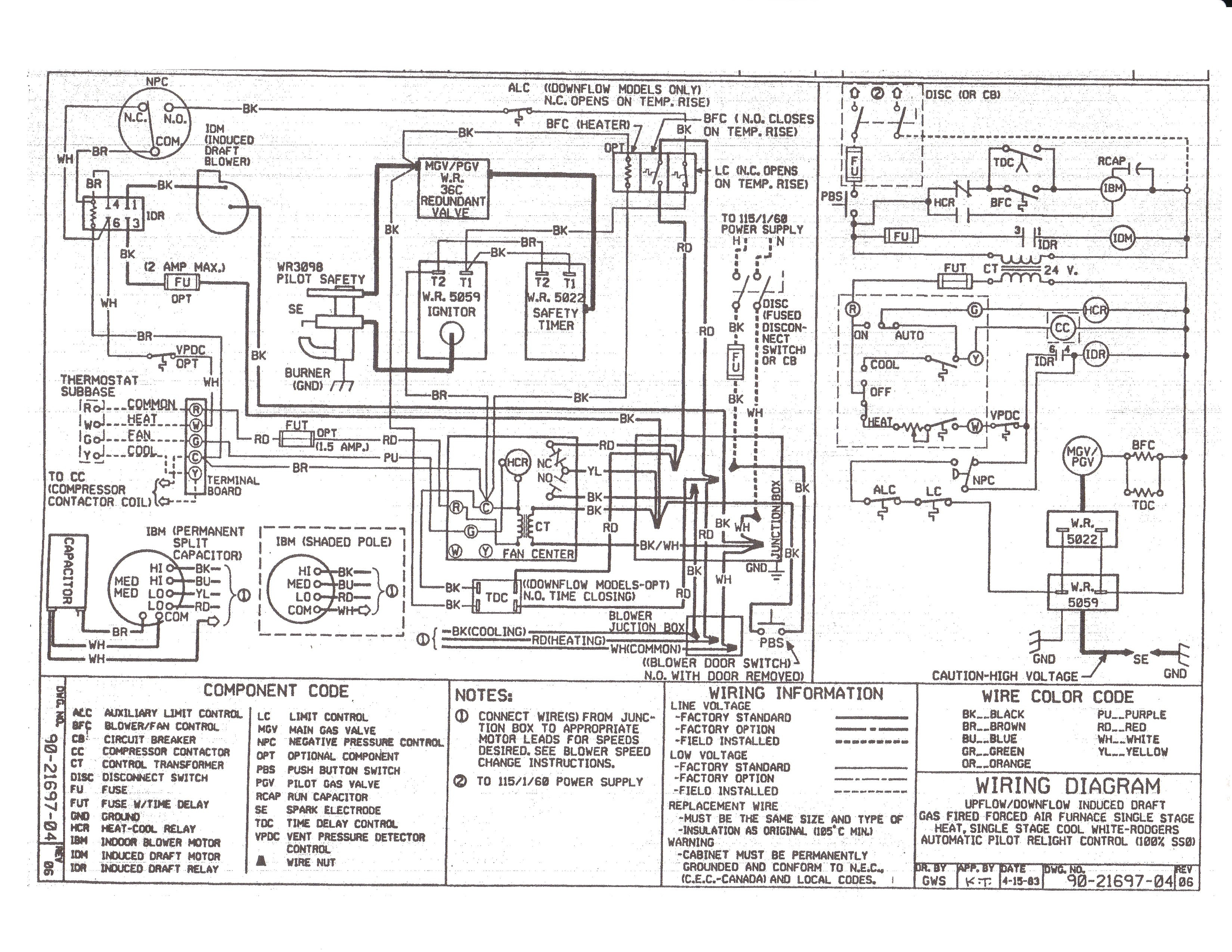 Gallery Of Miller Electric Furnace Wiring Diagram Download