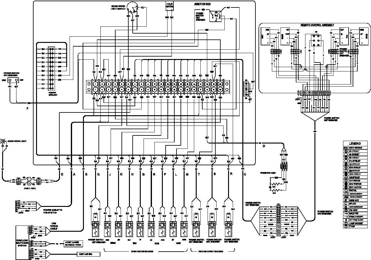 Collection Of Single Phase Hoist Wiring Diagram Sample