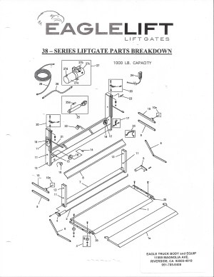 Collection Of tommy Liftgate Wiring Diagram Sample