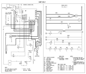 Wiring Diagram for thermostat to Furnace Sample