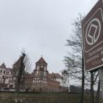 【ベラルーシ】ミンスク近郊の世界遺産 ミール城