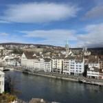 【スイス】チューリッヒの観光スポット