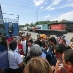 コスタリカ/サンホセ→ニカラグア/マナグア 国境越え