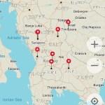 東欧&バルカン半島半周 7か国6日間 国境越え