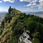 【サンマリノ共和国】サンマリノの観光スポット