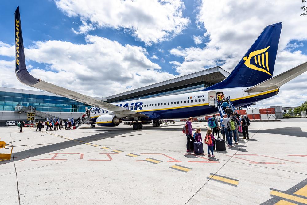Ryanair Plane Impounded During Full Flight