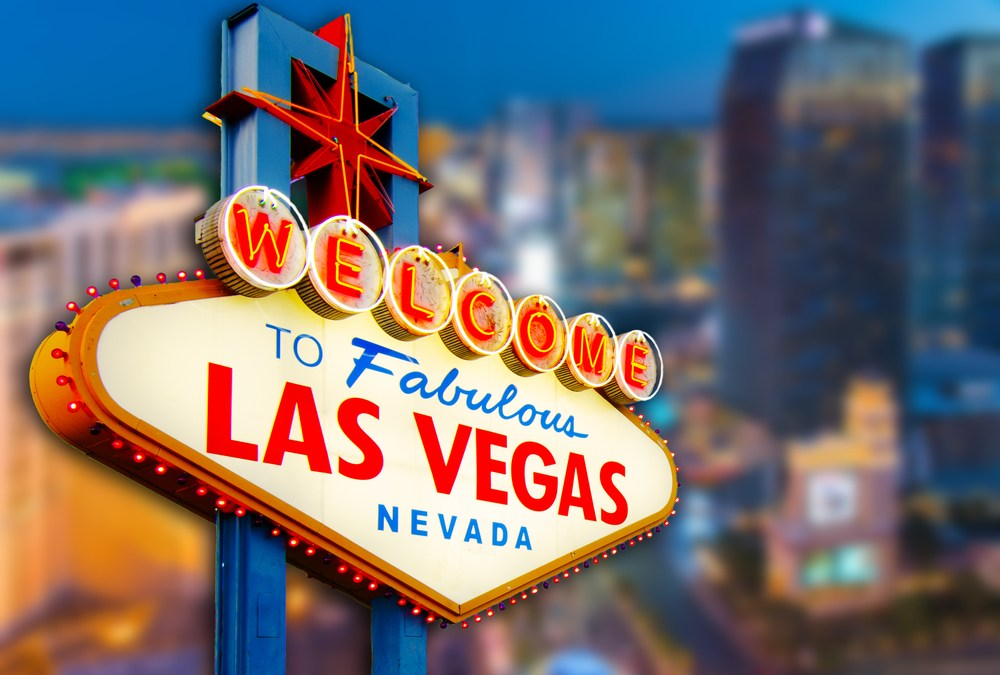 """Las Vegas is trying get a piece of work-from-home action with a new program, Viva Las Office, offering """"working vacations"""" to businesspeople."""