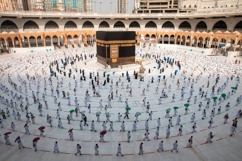 2021 Muslim Hajj Will Have COVID Vaccine Requirement