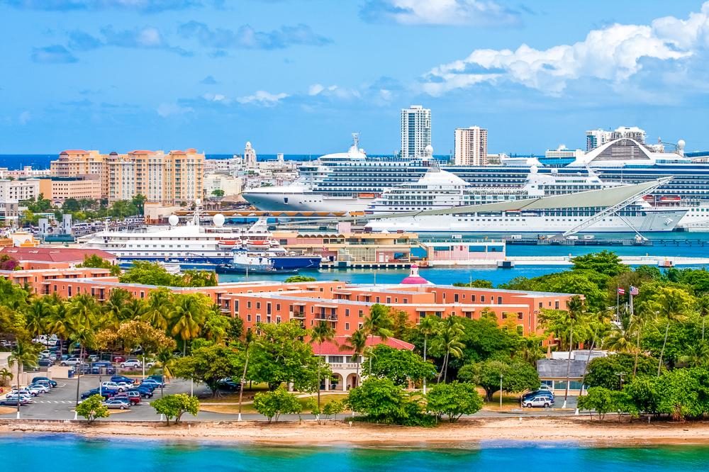 Cruise Ships Return to Puerto Rico