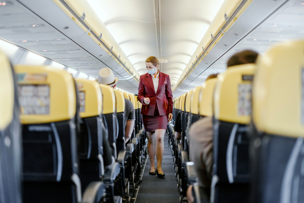 Unruly passengers are on the rise as the airline industry bounces back from pandemic lows, according to a survey of flight attendants.