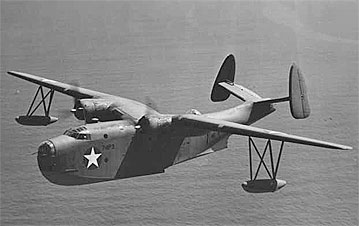 PMB Mariner - WWII American flying boat