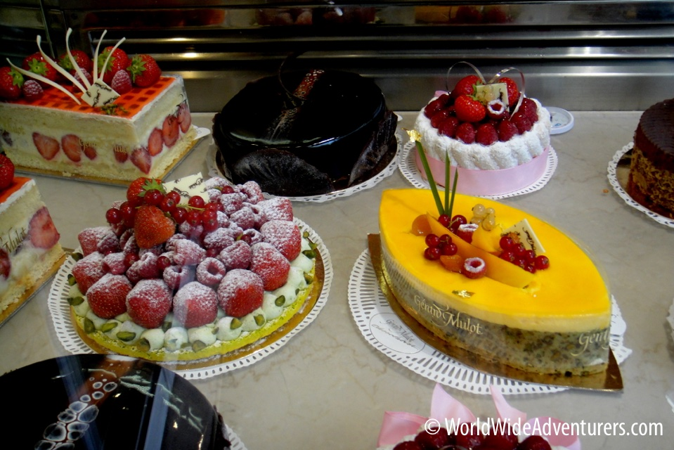 French Cuisine Paris France