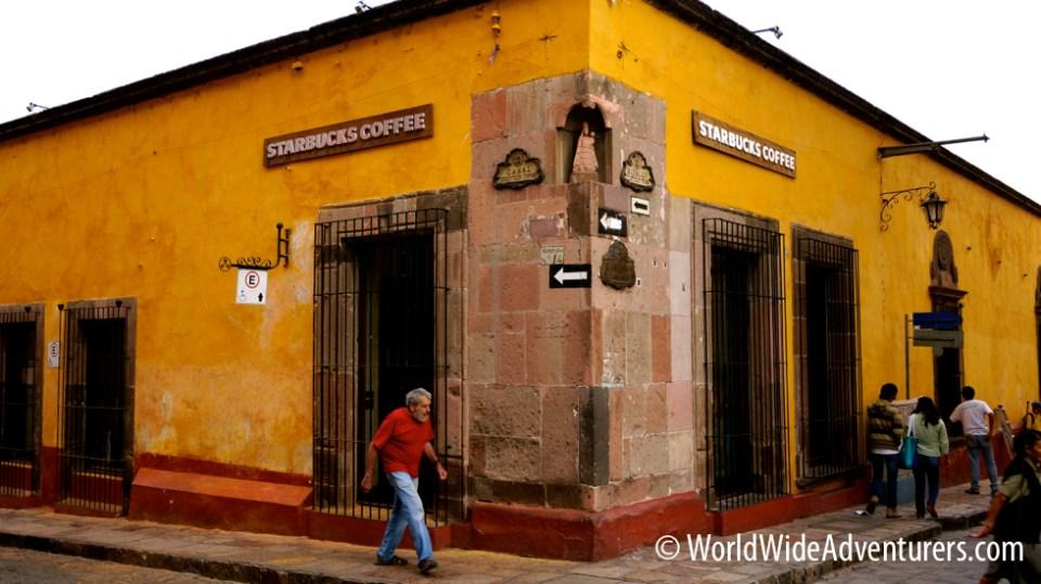 Starbucks San Miguel de Allende