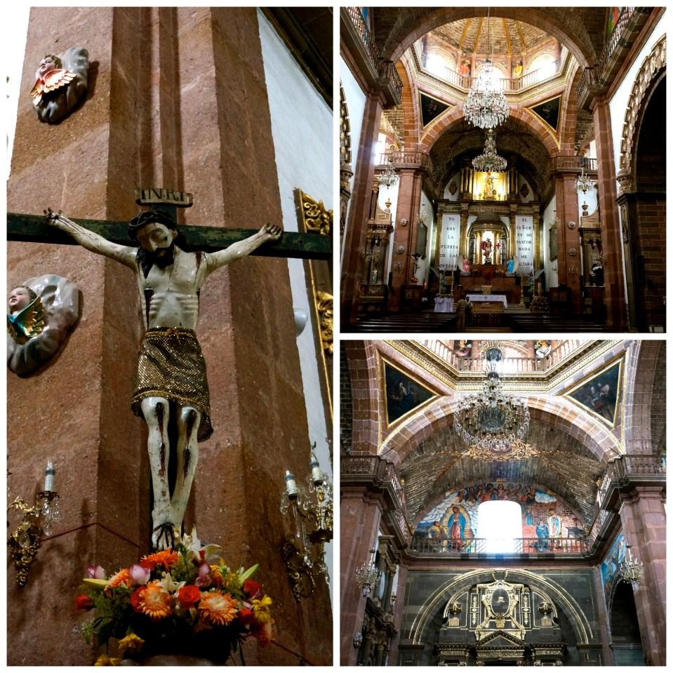 La Parroquia San Miguel,Mexico