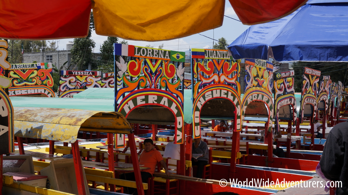 Xochimilco: The Magic of Canals & Boats in Mexico City