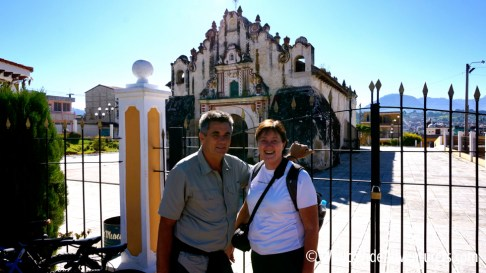 First Catholic Church in Central America