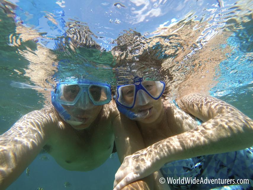 Cuba Snorkeling