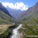 Classic Inca Trail to Machu Picchu Part 1