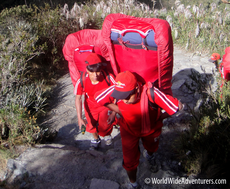 Inca Trail Peru