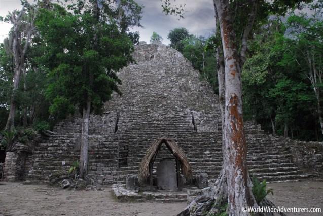 Coba Maya Ruins 18