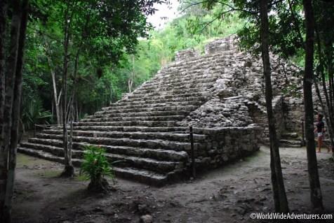 Coba Maya Ruins 19
