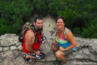 Coba Maya Ruins 9