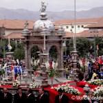 Corpus Christi Festival Cusco Peru