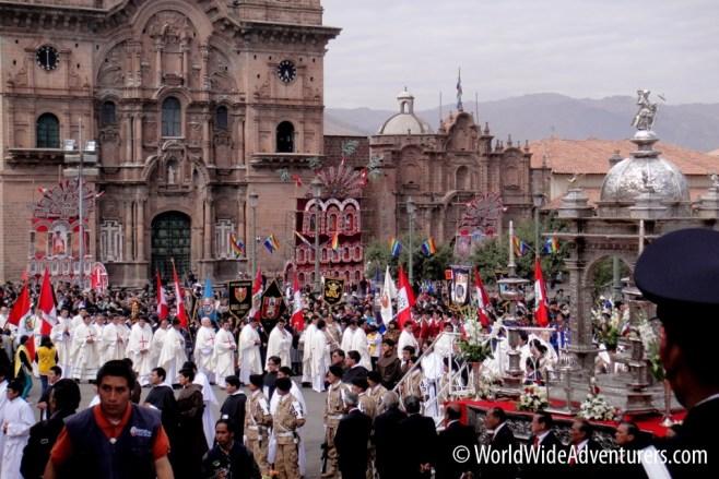 Corpus Christi Cusco Peru 14
