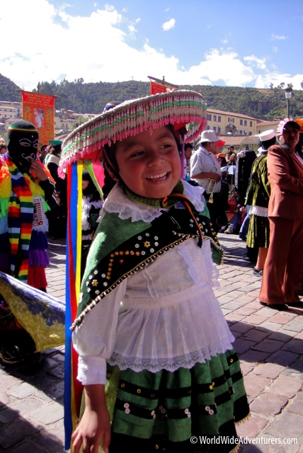 Corpus Christi Cusco Peru 16