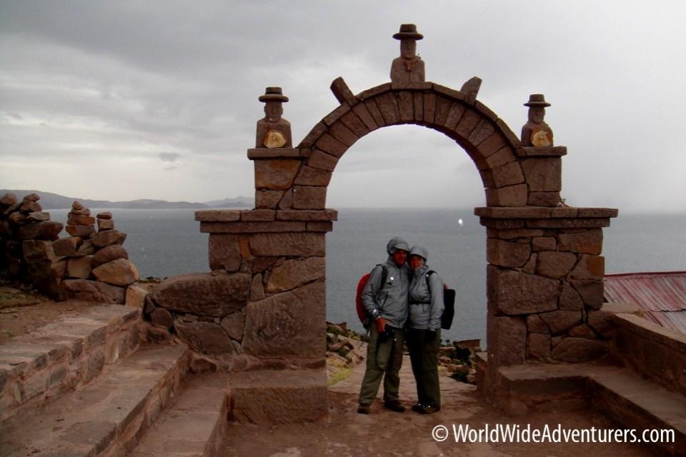 Lake Titicaca Peru 22
