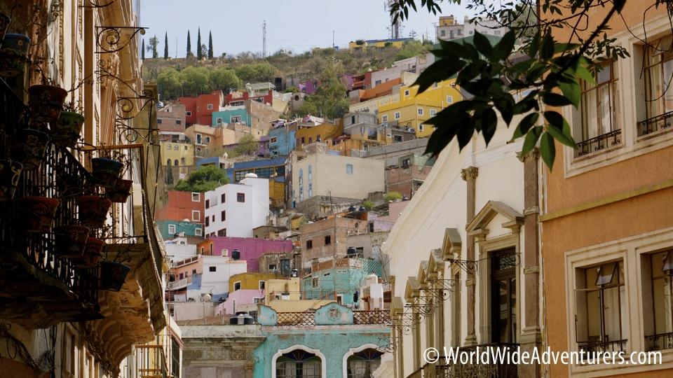 Lost in Guanajuato 2