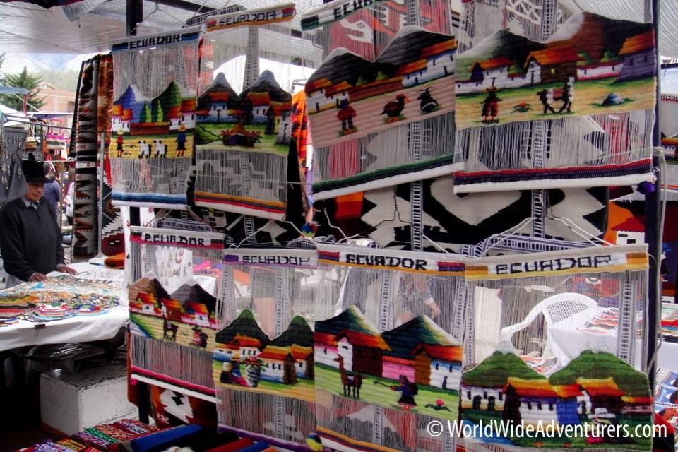 Otavalo Markets Ecuador 5