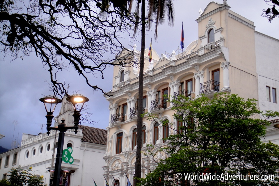 Quito Historic Old Town Tour