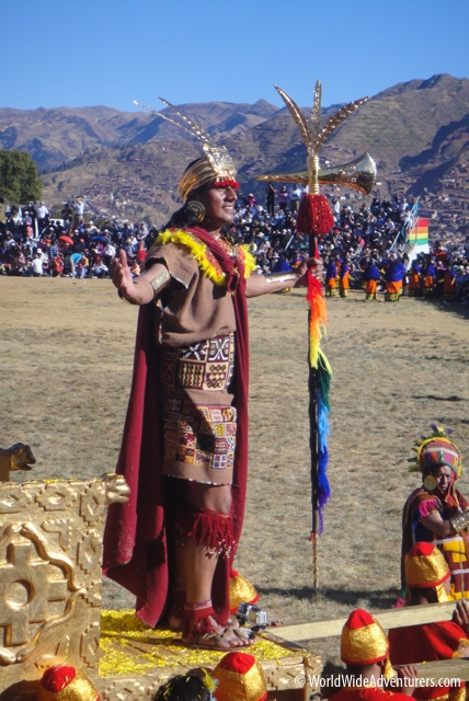 Int Raymi Cusco Peru 8