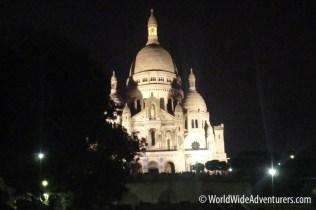 Sacre Coeur Paris France