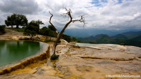 HIERVE EL AGUA - The Petrified Waterfall16