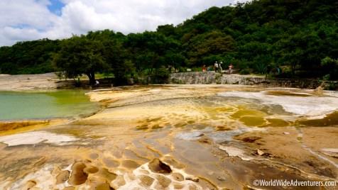 HIERVE EL AGUA - The Petrified Waterfall18